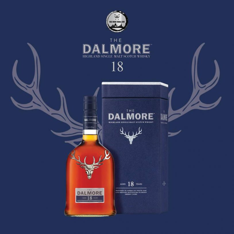 DALMORE 18 YEARS OLD UK