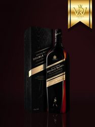 rượu johnnie walker double black label chai 1000ml (1L)