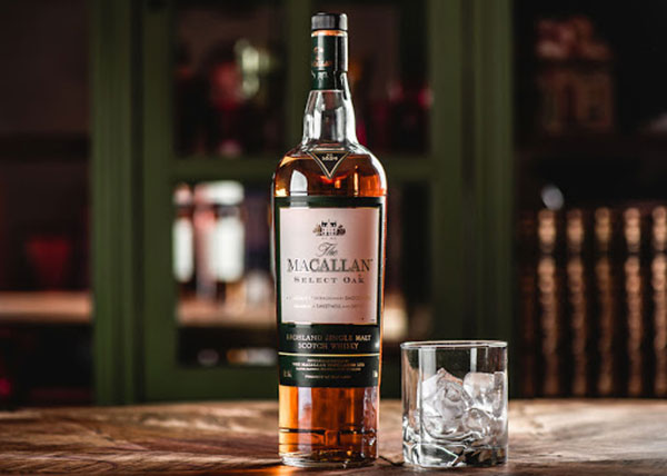 rượu macallan black