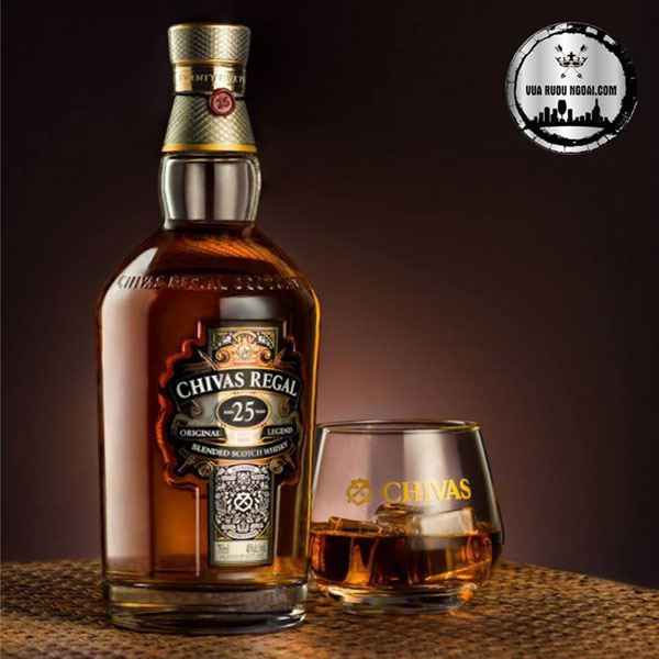 rượu chivas regal 25