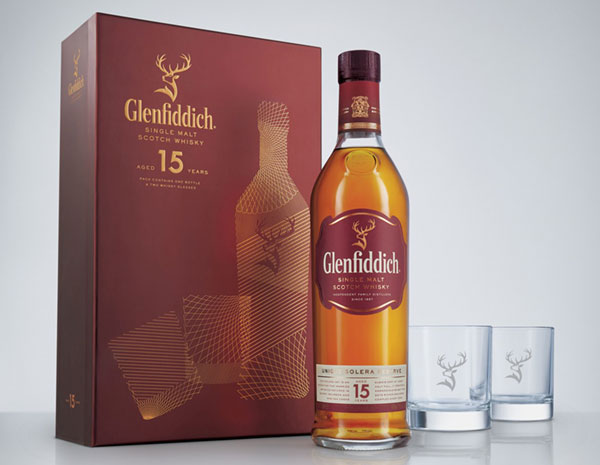 rượu glenfiddich 15 year old