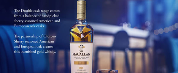 rượu macallan double cask