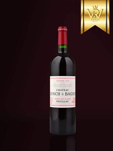Vang Chateau Lynch Bages Pauillac