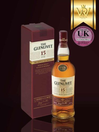hộp quà the glenlivet 15 uk