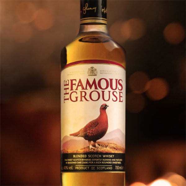 rượu famous grouse