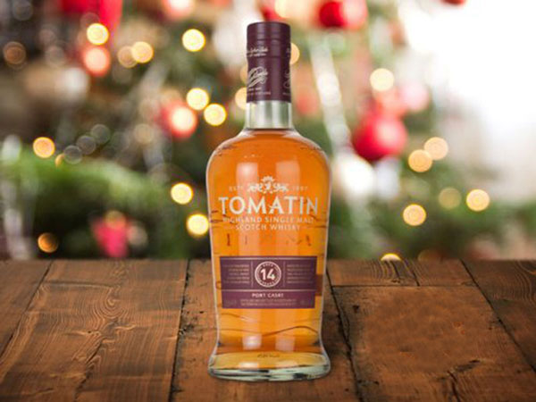 Tomatin 14 years old