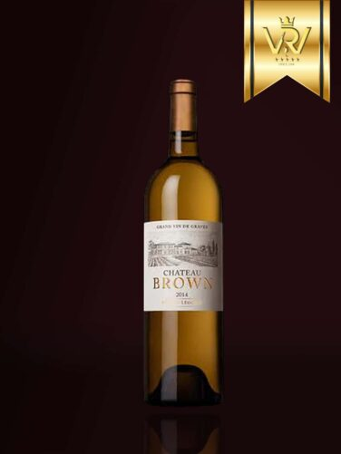 Rượu Vang Chateau Brown Blanc