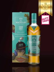 The Macallan Concept Number 1 Duty Free