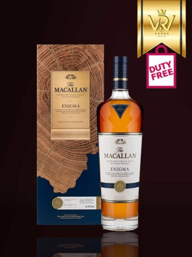 The Macallan Enigma 70cl Duty Free