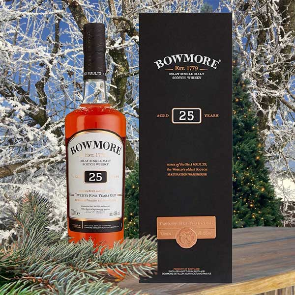 Bowmore 25 Duty Free uk