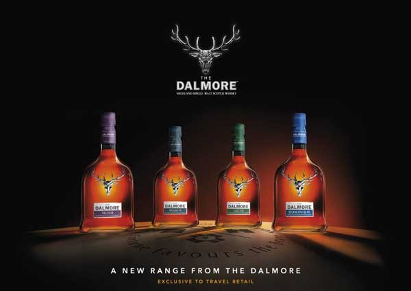 Dalmore The Quintet Duty Free
