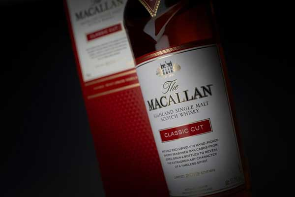 Macallan Classic Cut Duty Free