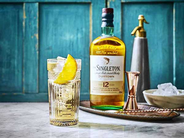Singleton 12 Of Dufftown Duty Free