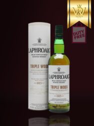 laphroaig triple wood Duty free